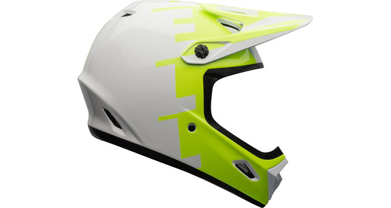 Bell Transfer-9 Downhill helm geel/wit